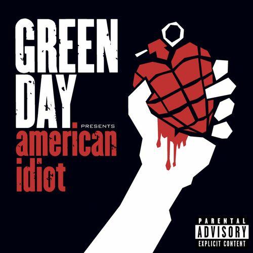 Baixar CD American Idiot – Green Day (2004) Grátis