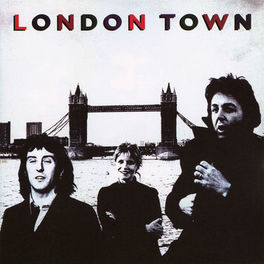 Album cover of London Town