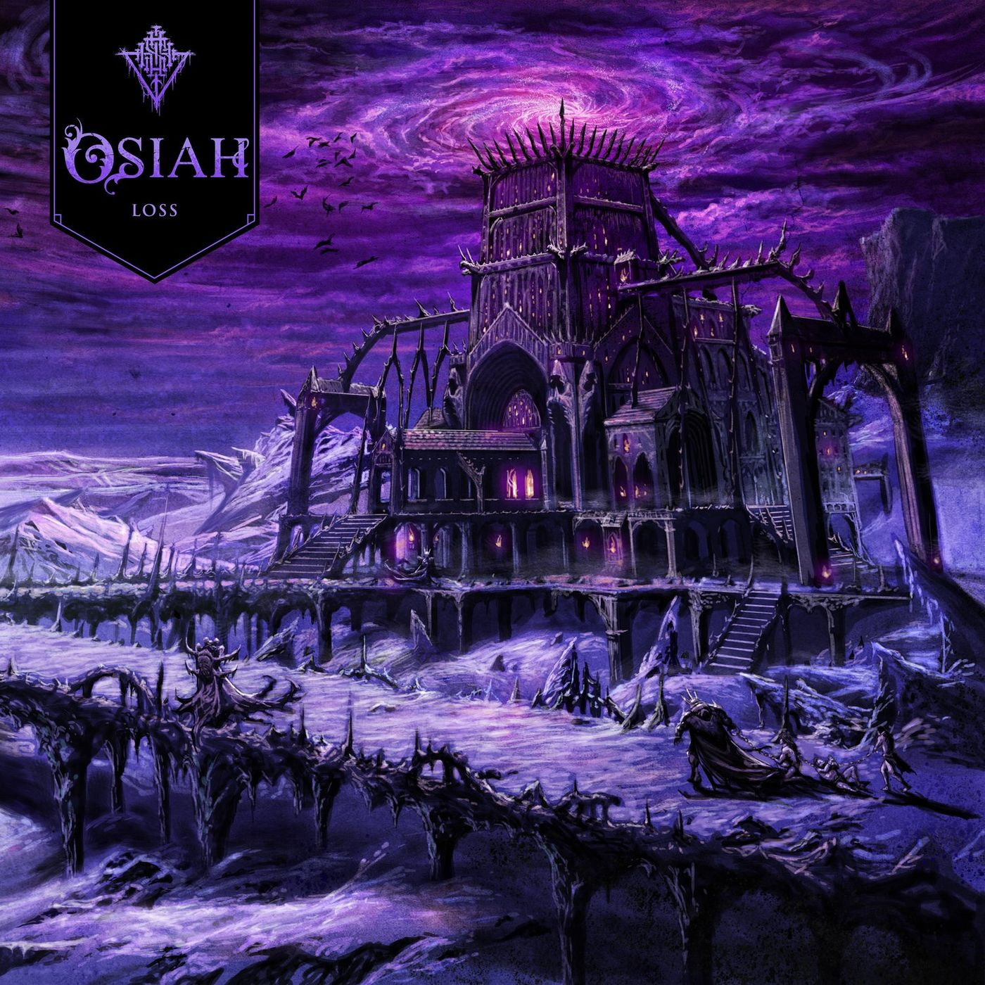 Osiah - Temporal Punishment [single] (2021)