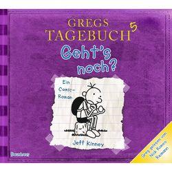 Gregs Tagebuch 5 - Geht's noch? Audiobook