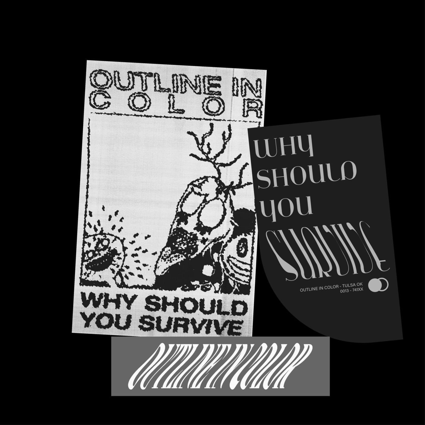 Outline In Color - Why Should You Survive [single] (2021)