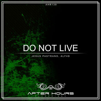 Do Not Live cover