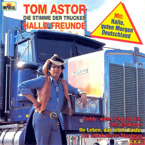 Tom Astor Hallo Freunde Music Streaming Listen On Deezer