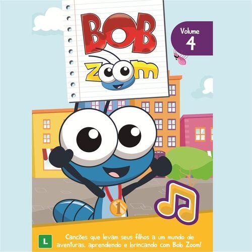 Baixar CD Bob Zoom, Vol. 4 – Bob Zoom (2016) Grátis