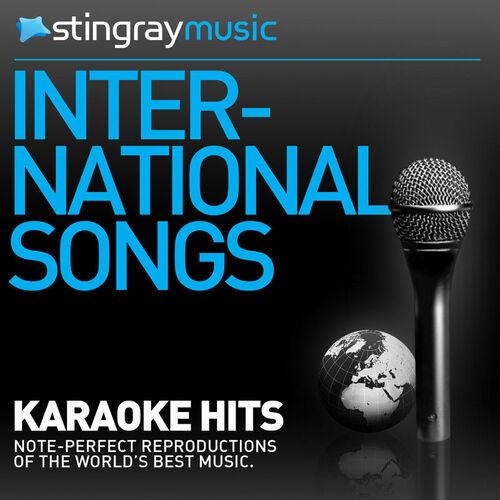 Stingray Music (Karaoke): Karaoke - In the style of Tina