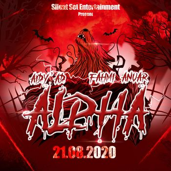 Alpha (feat. Aidy'ad) cover