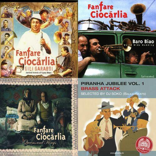 Now Listen On DeezerMusic Fanfare Ciorcala Playlist Streaming rBoxeWQCd