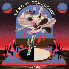 Album cover of LAND OF CONFUS1ON