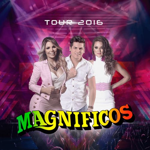 Baixar CD Tour 2016 – Banda Magníficos (2016) Grátis