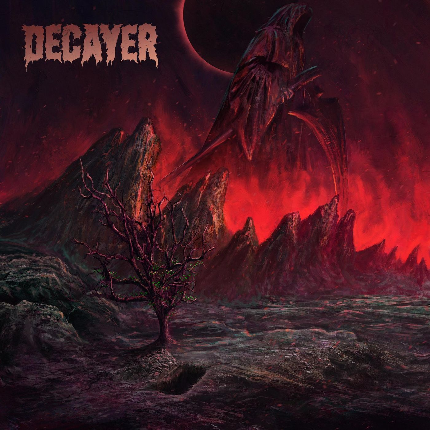 Decayer - Shades of Grief [EP] (2020)