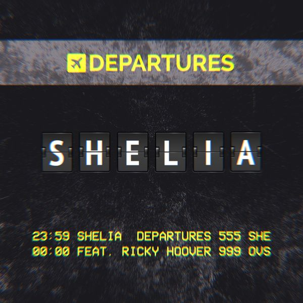 Shelia - Departures [single] (2021)