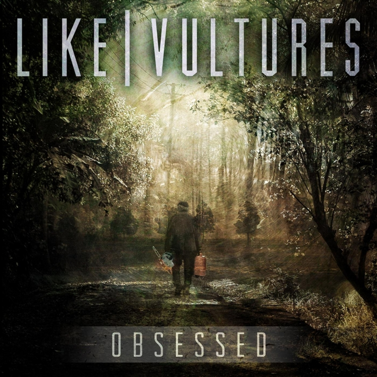 Like Vultures - Obsessed [EP] (2012)