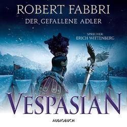 Der gefallene Adler - Vespasian 4 (Ungekürzt)