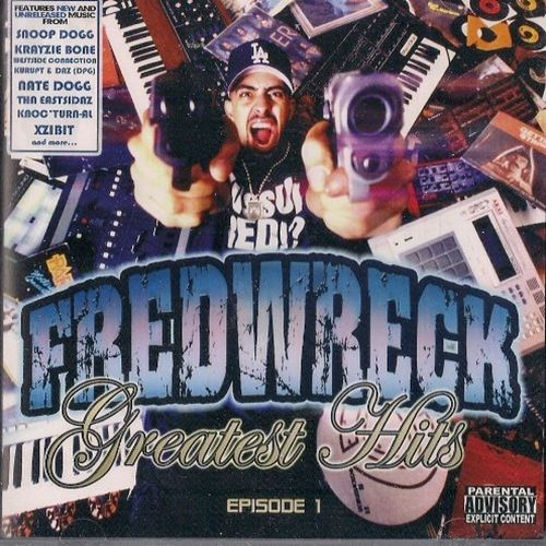 Fredwreck: Greatest Hits Vol  1 - Music Streaming - Listen