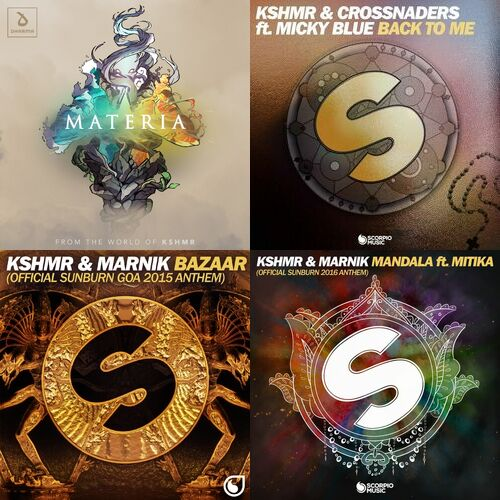 Kshmr playlist - Listen now on Deezer | Music Streaming