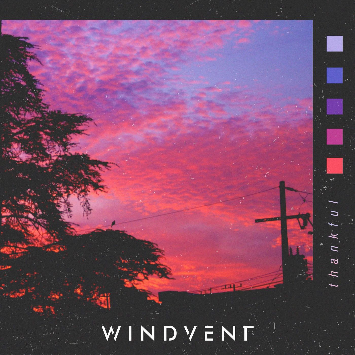 Windvent - Thankful [single] (2020)