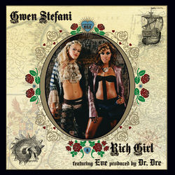 Gwen Stefani – Rich Girl 2019 CD Completo