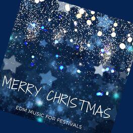 Album cover of Merry Christmas - EDM Music For Festivals