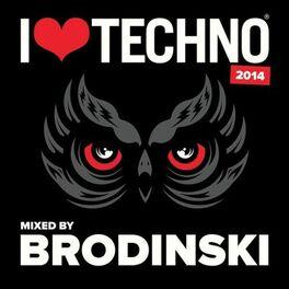 Album cover of I Love Techno 2014