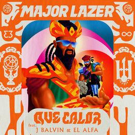 Album cover of Que Calor (feat. J Balvin & El Alfa)