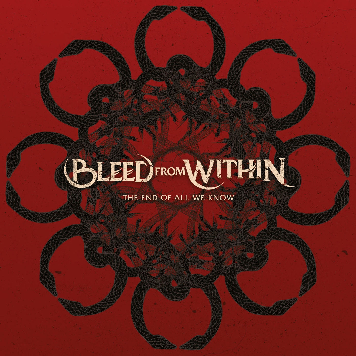 Bleed from Within - The End of All We Know [single] (2019)