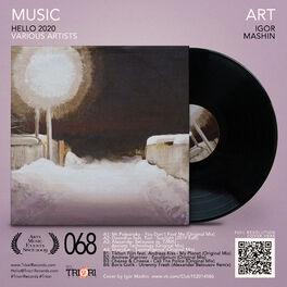 Album cover of Triori Records - Hello 2020