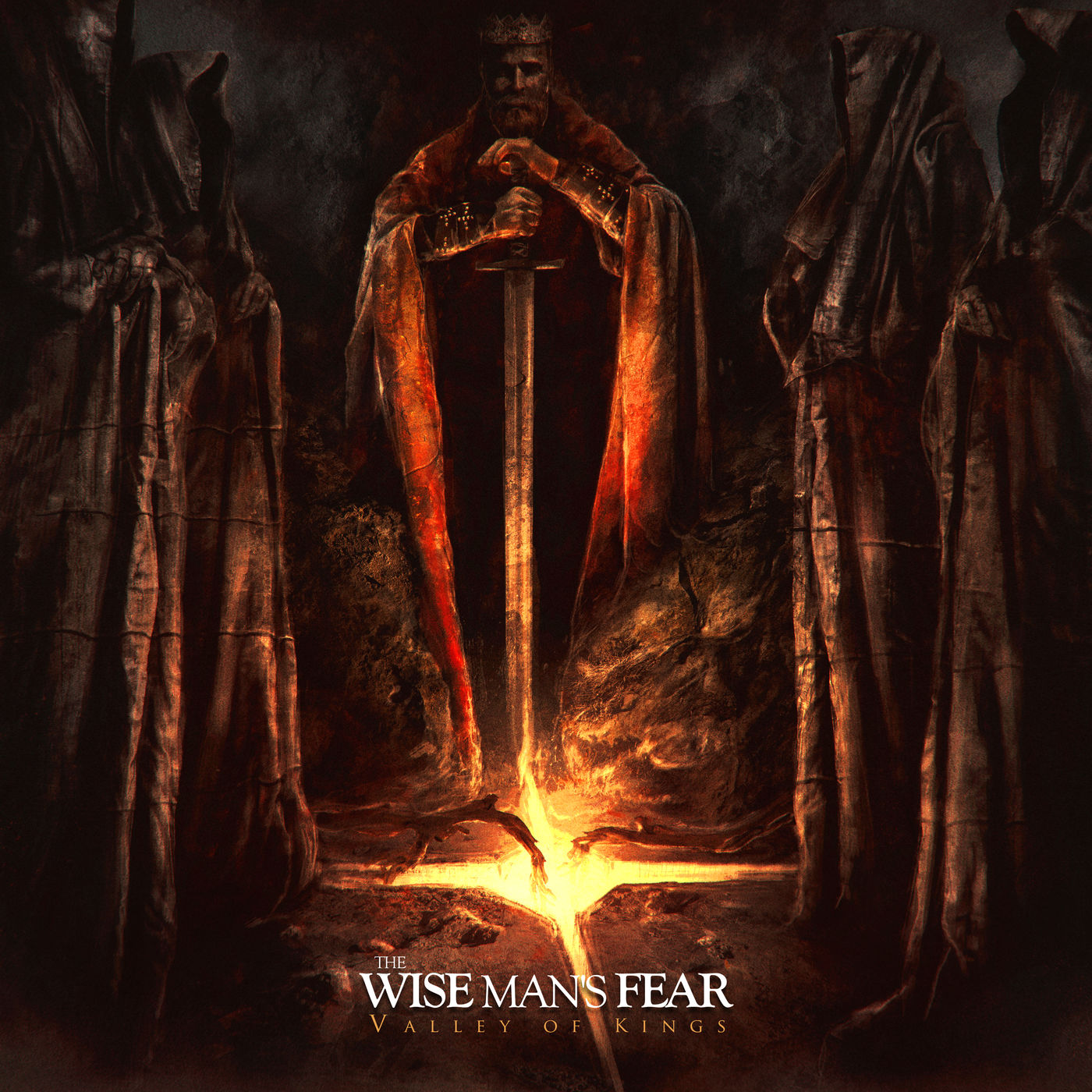 The Wise Man's Fear - What Went Wrong [single] (2020)