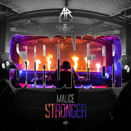 Album cover of Stronger