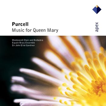 Purcell : Funeral Sentences for the death of Queen Mary II Z27 : I March cover