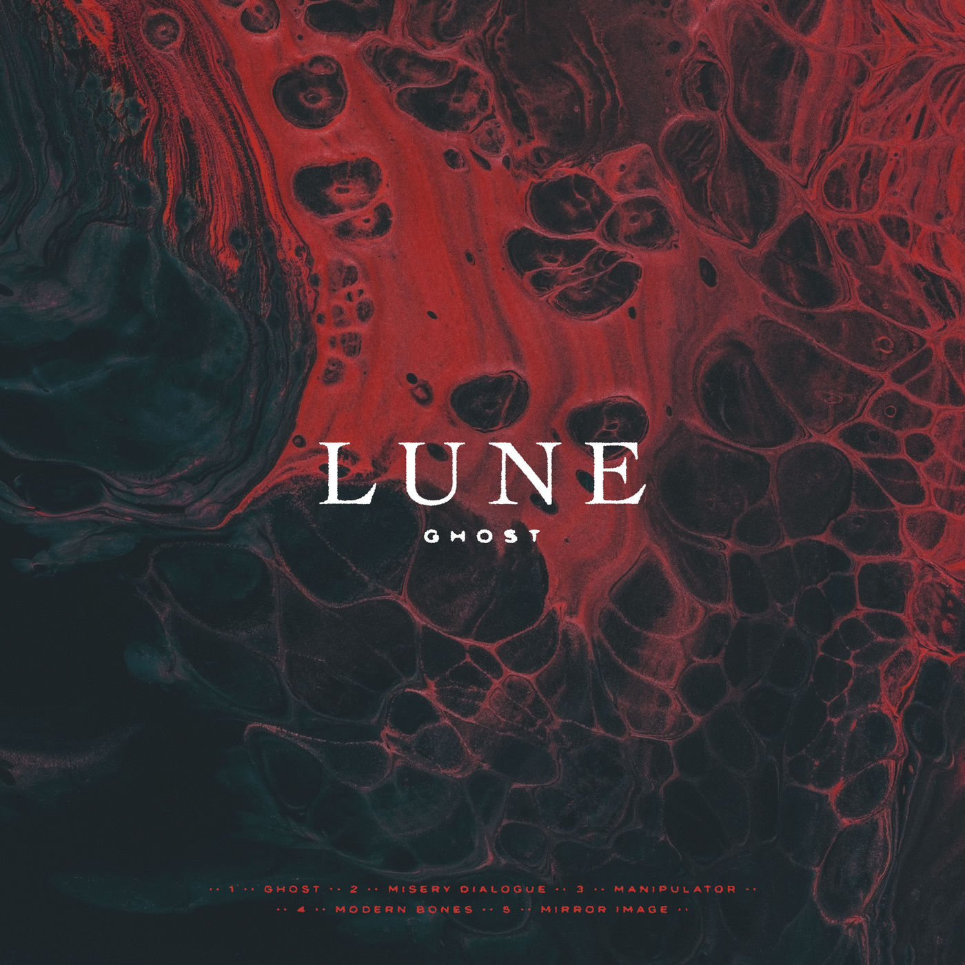 LUNE - Ghost [EP] (2020)