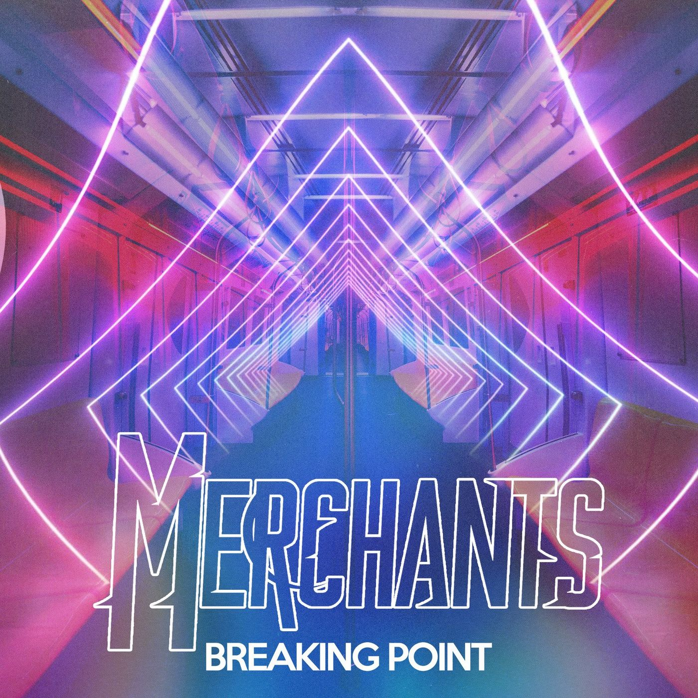Merchants - Breaking Point [single] (2020)