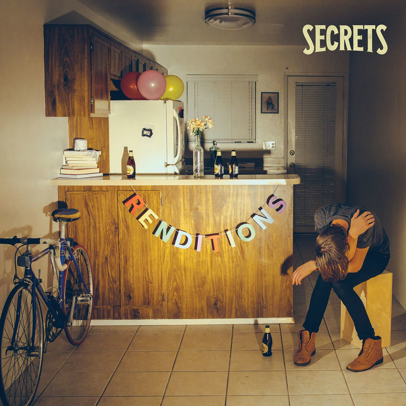 Secrets - Renditions [EP] (2015)