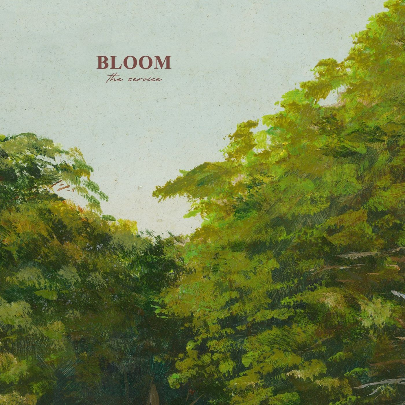 Bloom - The Service [single] (2020)