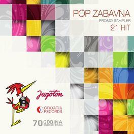 Album cover of Promo Sampler 2016 - Pop I Zabavna