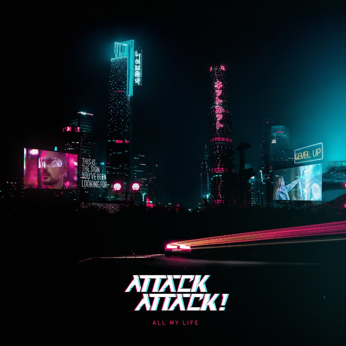 Attack Attack! - All My Life [single] (2020)