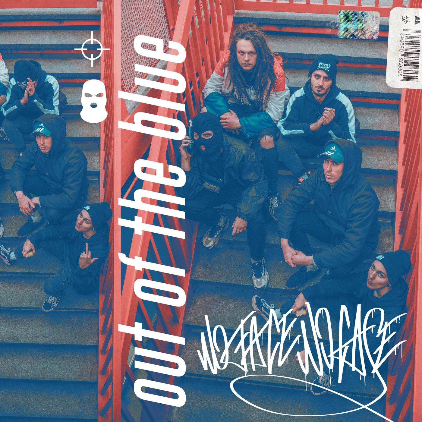 No Face No Case - Out of the Blue [single] (2021)