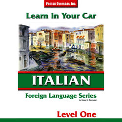 Learn in Your Car: Italian Level 1 Audiobook