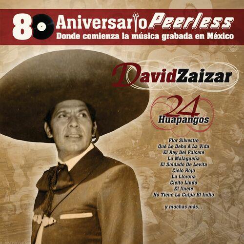 discografia de david zaizar
