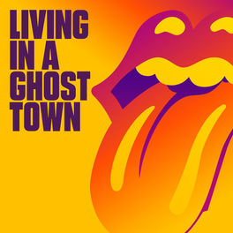 Album cover of Living In A Ghost Town
