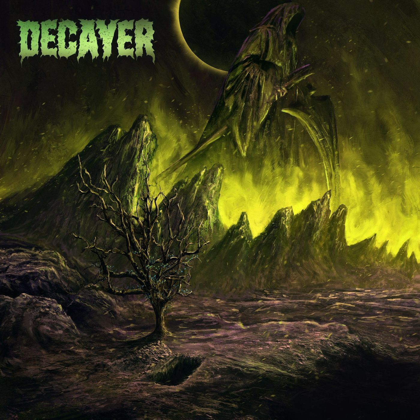 Decayer - Nobody [single] (2020)