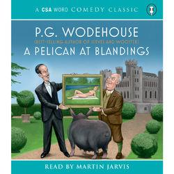 A Pelican at Blandings (Abridged) Audiobook