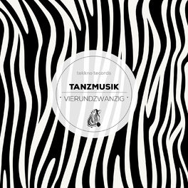 Album cover of Tanzmusik VIERUNDZWANZIG