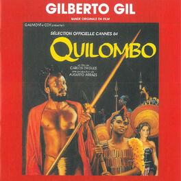 Album cover of Quilombo (Original Motion Picture Soundtrack)