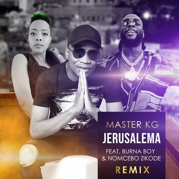 Jerusalema (feat. Burna Boy & Nomcebo Zikode) cover