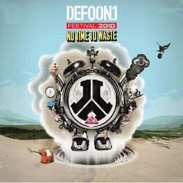 Album cover of Defqon.1 2010 - No Time To Waste