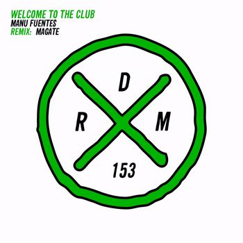 Welcome To The Club cover