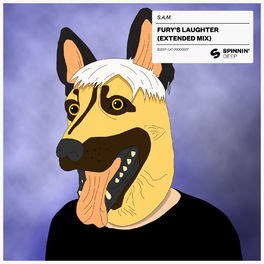 Album cover of Fury's Laughter (Extended Mix)