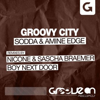 Groovy City cover
