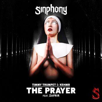 The Prayer (feat. Zafrir) cover