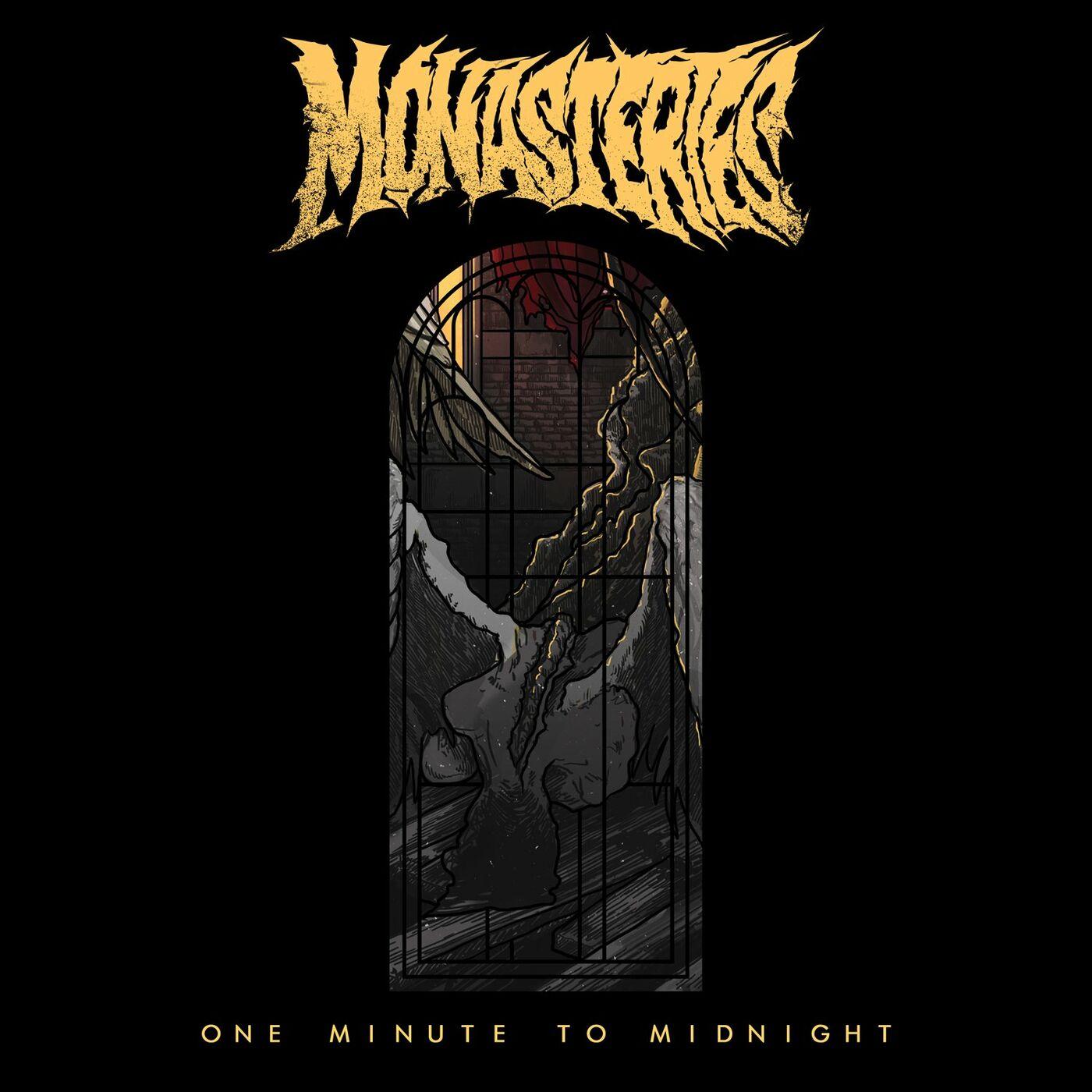 Monasteries - One Minute to Midnight [single] (2021)